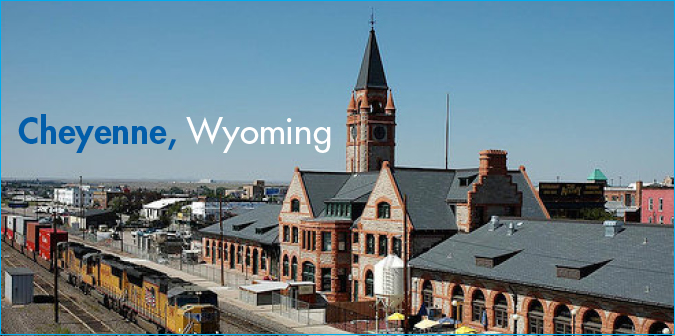 City of Cheyenne, WY