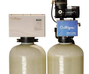 Iron-Cleer Filtration System