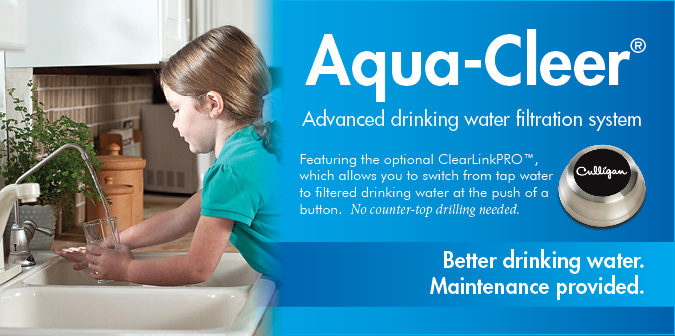 Aqua-Cleer Filtration with Clearlink